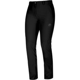 Mammut Runbold Pantalones Mujer, negro